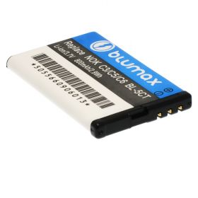 Blumax Repl.Battery for Nokia C3/C5/C6 BL-5CT 900mAh Li-ion