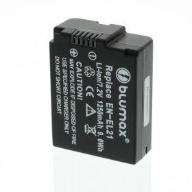 Blumax батерия за Nikon EN-EL21 7,2V 1250mAh Li-Ion