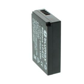 Батерия за фотоапарат Canon LP-E12 670mAh