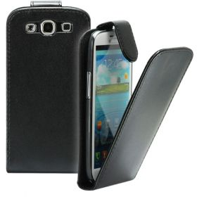 FLIP калъф за Samsung Galaxy S3 i9300 Black