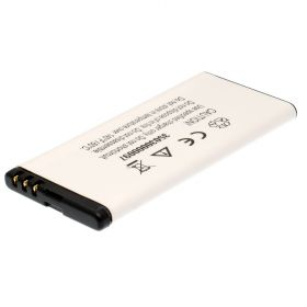 Blumax Repl.Battery for Nokia Lumia 820 BP-5T Li-Ion 1800mAh