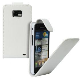 FLIP калъф за Samsung Galaxy S2 i9100 White