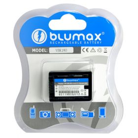 Blumax батерия за Panasonic VW-VBK180 1750mAh Li-lon