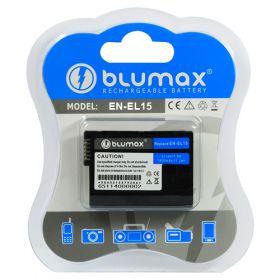 Blumax батерия за Nikon EN-EL15 1600mAh