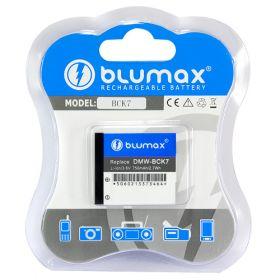 Blumax батерия за Panasonic DMW-BCK7 700mAh