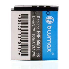 Blumax батерия за Fuji NP-50 Pentax D-LI68 850mah Li-lon
