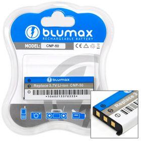 Blumax Battery for Casio NP-50 Li-Ion  800mAh