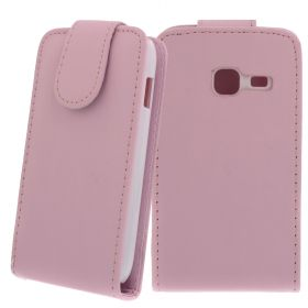FLIP калъф за Samsung Galaxy Ace Duos GT-S6802 Pink
