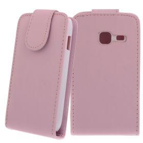 FLIP калъф за Samsung Galaxy Ace Duos GT-S6802 Pink (Nr 13)