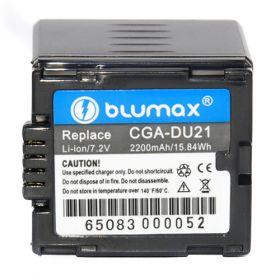 Blumax батерия за Panasonic CGA-DU21 Li-Ion 2200mAh