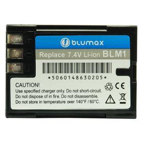 Blumax батерия за Olympus BLM1 Li-Ion 1650mAh