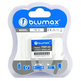 Blumax батерия за Fuji NP-40 700mAh