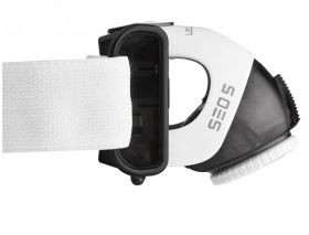 Челник за глава LED LENSER SEO5 - сив