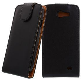 Flip Case for Samsung Galaxy Express GT-i8730 Black