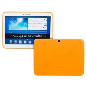 "Silicon Case for Samsung Galaxy Tab 3-10,1""P5200 Orange+SP"