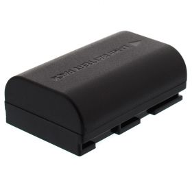 Батерия за фотоапарат Canon LP-E6 Black 1700mAh