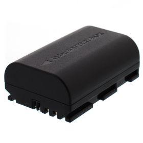 Батерия за фотоапарат Canon LP-E6 Black 1700mAh
