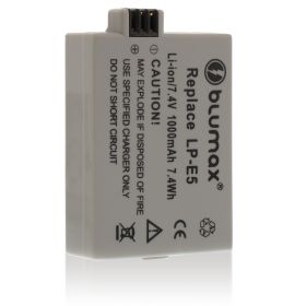 Батерия за фотоапарат Canon LP-E5  1000mAh