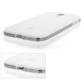 Silicon Case for Samsung Galaxy S4/i9500 White
