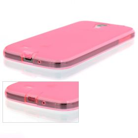 Silicon Case for Samsung Galaxy S4/i9500 Pink