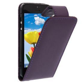 Калъф за телефон iPhone 5 Purple (Nr:33)