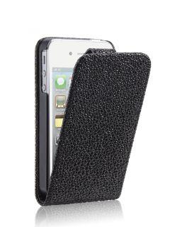 Калъф за телефон iPhone 4G/4S Strassdekor Black