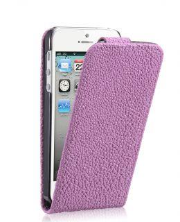 Калъф за телефон iPhone 5 Strass Look Purple