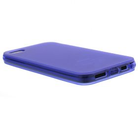 Silicon Case for iPhone 5S/5G Purple