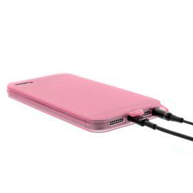 Силиконов калъф за  iPhone 5S/5G - Розов
