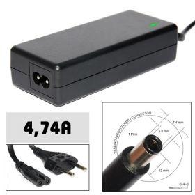 Зарядно за лаптоп за HP Compaq 19V 4,74A (7,4 5mm)