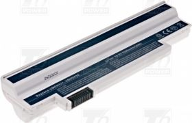 Батерия за лаптоп Acer UM09H31, UM09H36, UM09H41, UM09H56, BT.00605.058, UM09G31, UM09G41, UM09G51, BT.00603.107, BT.00604.047, BT.00607.115, white