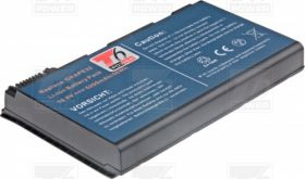 Батерия за Лаптоп Acer GRAPE32, LC.BTP00.005, TM00741, 5200mAh
