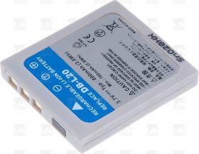 Батерия за фотоапарат Sanyo DB-L20, 800 mAh