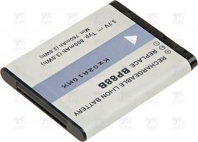 Батерия за фотоапарат Samsung BP88B, 800 mAh