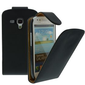 FLIP калъф за Samsung i8190 Galaxy S3 mini Black