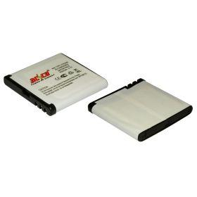 Батерия за GSM Nokia 6500 Slide, 8600, 5700, 7390, 6290, Li-pol, 800mAh