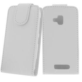 FLIP калъф за Nokia Lumia 610 White