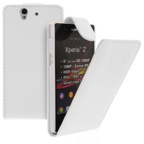 FLIP ????? ?? Sony Xperia Z White (Nr 15)