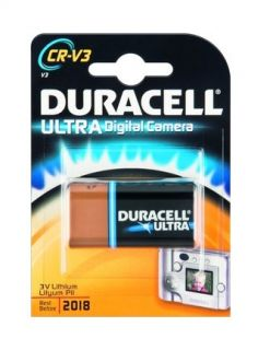 Литиева батерия CR-V3 - Duracell