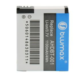 Батерия за видеокамера AHDBT-001 GoPro 1100mAh