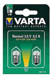 Kрушка за фенер Varta V714 Argon 3,5V