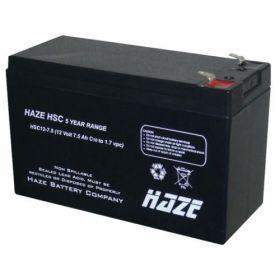 Оловна батерия HAZE 12V / 7.5AH