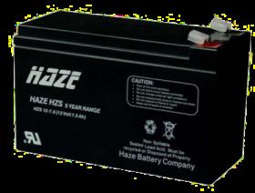 Оловна батерия HAZE 12V / 7AH