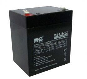 Оловна батерия MHB 12V / 4.5AH