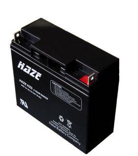 Оловна батерия HAZE 12V/18AH AGM Standart VRLA