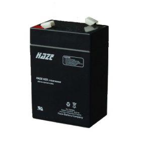 Оловна батерия HAZE 6V / 4.5AH