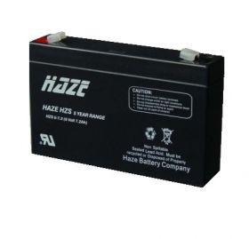 Оловна батерия HAZE 6V / 7.2AH