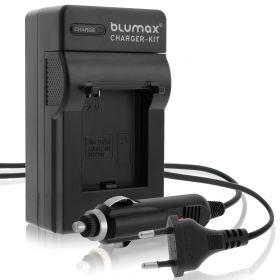 Зарядно за фотоапарат GoPro -AHDBT-201/301/302-Blumax