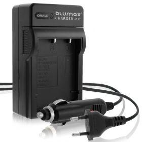 Зарядно за Ricoh DB-40 - Blumax