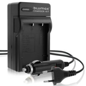 Зарядно за Samsung SLB-1037 - Blumax